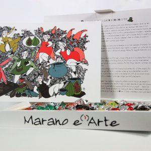 Bob Bon assortiti Marano in confezione d'Autore