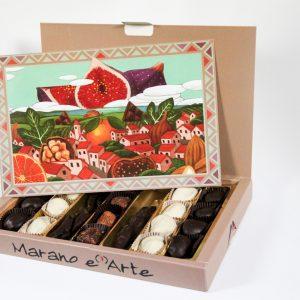 leccornie assortite Marano in confezione Artistica