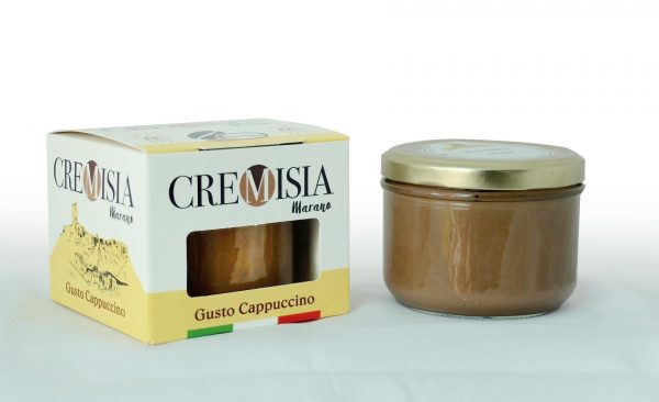 cremisia crema spalmabile al gusto cappuccino