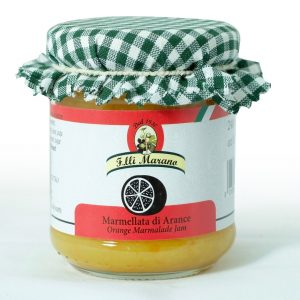 marmellata di arance 240 gr