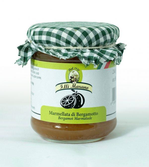 marmellata di bergamotto 240 gr