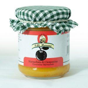 Marmellata di clementine 240 gr