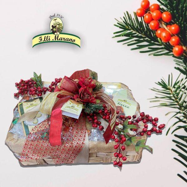 Cesto di Natale €.80,00